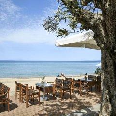 Anthemus Sea Beach Hotel and Spa пляж