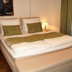 Отель U Tri Pstrosu Прага комната для гостей фото 4