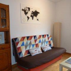 Отель Apartamento Rambla Catalunya Испания, Барселона - отзывы, цены и фото номеров - забронировать отель Apartamento Rambla Catalunya онлайн комната для гостей фото 2