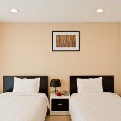 Minh Khang Hotel 3* Номер Делюкс с 2 отдельными кроватями фото 2