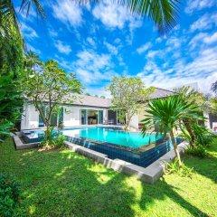 Отель Villas In Pattaya 5* Стандартный номер с различными типами кроватей фото 24