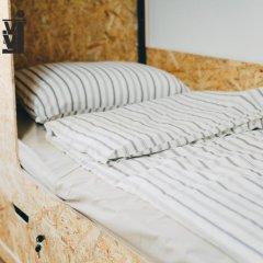 Гостиница SolHostel Кровать в общем номере с двухъярусной кроватью фото 4