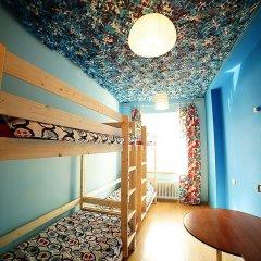 Хостел Ура рядом с Казанским Собором Кровать в женском общем номере с двухъярусной кроватью фото 8