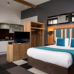 Отель ROOMZZZ Улучшенные апартаменты