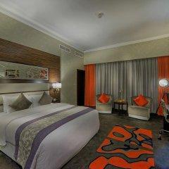 Ghaya Grand Hotel 5* Номер Делюкс с двуспальной кроватью фото 3