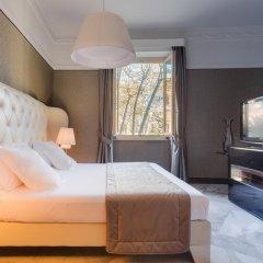 Grand Hotel Palace 5* Номер Делюкс с различными типами кроватей фото 12