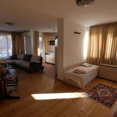 Отель Donche Apartment Болгария, Пловдив - отзывы, цены и фото номеров - забронировать отель Donche Apartment онлайн комната для гостей фото 5