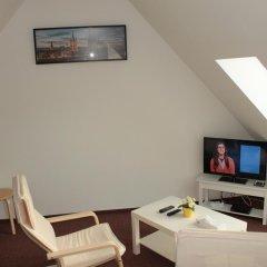 Апартаменты KLN Apartments Кёльн комната для гостей