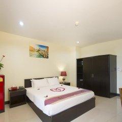 Santiphap Hotel & Villa 3* Стандартный номер с различными типами кроватей фото 15