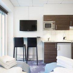 Отель ApartHotel Faber 3* Стандартный номер разные типы кроватей фото 6
