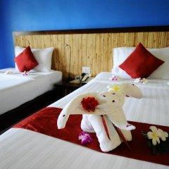 Отель Railay Princess Resort & Spa 3* Улучшенный номер с различными типами кроватей фото 20