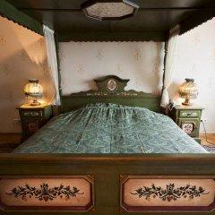 Гостиница Даниловская 4* Люкс двуспальная кровать фото 4