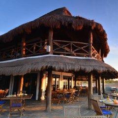 Отель Las Nubes de Holbox питание фото 3