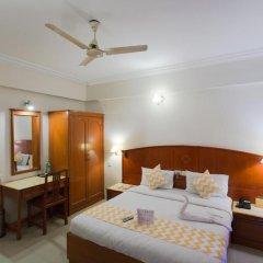 Отель FabHotel Metro Manor Central Station 3* Номер Делюкс с различными типами кроватей фото 3