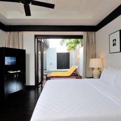 Отель Malisa Villa Suites 5* Вилла с различными типами кроватей фото 9
