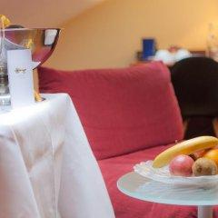Отель Goldener Schlüssel 3* Полулюкс с различными типами кроватей фото 3