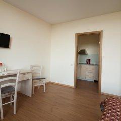 Мини-Отель Зелёный берег Номер Делюкс с различными типами кроватей фото 4