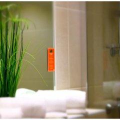 Отель Motel Plus Berlin 3* Стандартный номер с 2 отдельными кроватями фото 5