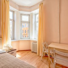 Ariadna Hotel 2* Стандартный номер с двуспальной кроватью (общая ванная комната) фото 2