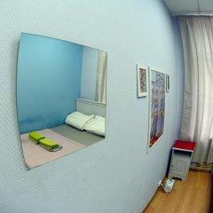 Fantomas Hostel Номер Эконом двуспальная кровать фото 10