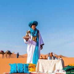 Отель Ali & Sara's Desert Palace Марокко, Мерзуга - отзывы, цены и фото номеров - забронировать отель Ali & Sara's Desert Palace онлайн детские мероприятия фото 2