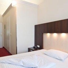 Novum Hotel Graf Moltke Hamburg 3* Стандартный номер двуспальная кровать фото 6