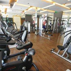 Курортный отель C&N Resort and Spa фитнесс-зал фото 4