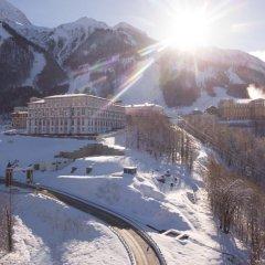Гостиница Rixos Krasnaya Polyana Sochi спортивное сооружение