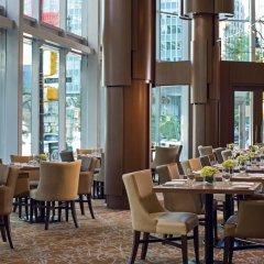Отель Vancouver Marriott Pinnacle Downtown питание фото 3