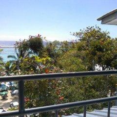 Costa Linda Beach Hotel Бока Чика балкон