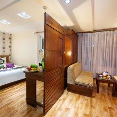 Eden Garden Hotel 3* Люкс с различными типами кроватей фото 3
