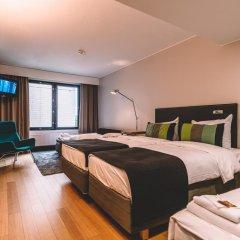 Radisson Blu Hotel, Espoo 4* Стандартный номер с разными типами кроватей фото 3