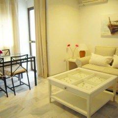 Отель Chalets Con Piscina Испания, Пуэрто Де Санта Мария - отзывы, цены и фото номеров - забронировать отель Chalets Con Piscina онлайн комната для гостей фото 3