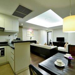 Апартаменты Abloom Exclusive Serviced Apartments Студия с различными типами кроватей фото 6