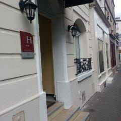 Отель Trianon Франция, Винсеннес - отзывы, цены и фото номеров - забронировать отель Trianon онлайн балкон