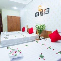 The Queen Hotel & Spa 3* Стандартный семейный номер разные типы кроватей фото 12
