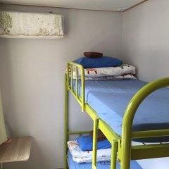 Отель Backpackers Inside Номер категории Эконом с 2 отдельными кроватями