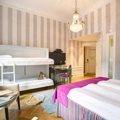 Hotel Kung Carl, BW Premier Collection 4* Стандартный семейный номер с двуспальной кроватью фото 2