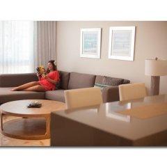 Отель Armonia Suite 303 Плая-дель-Кармен комната для гостей фото 5