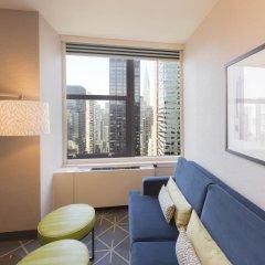Отель Courtyard by Marriott New York City Manhattan Midtown East комната для гостей