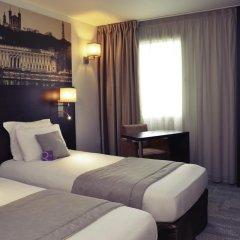 Отель Mercure Lyon Est Chaponnay 4* Стандартный номер с различными типами кроватей фото 2