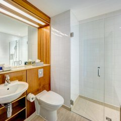 Apex City of Edinburgh Hotel 4* Стандартный номер с разными типами кроватей фото 4