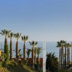 Отель Apartamentos Azul Mar Португалия, Албуфейра - отзывы, цены и фото номеров - забронировать отель Apartamentos Azul Mar онлайн пляж