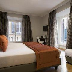 Отель Vittoriano Suite Улучшенный номер с двуспальной кроватью фото 16