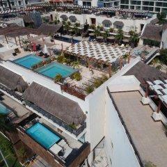 Отель Aldea Thai by Ocean Front Плая-дель-Кармен бассейн