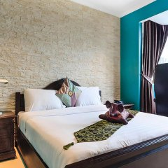 Отель Omni Tower Syncate Suites 4* Улучшенные апартаменты фото 5