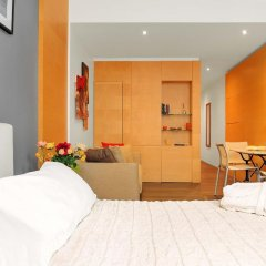 Апартаменты Glamour Apartments Студия с различными типами кроватей фото 11