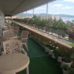 Отель Olymp балкон