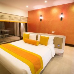 Shinagawa Beach Hotel 4* Стандартный номер с различными типами кроватей фото 3