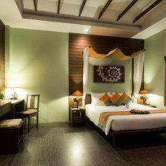 Отель Baan Chaweng Beach Resort & Spa 3* Люкс с видом на пляж с различными типами кроватей фото 5
